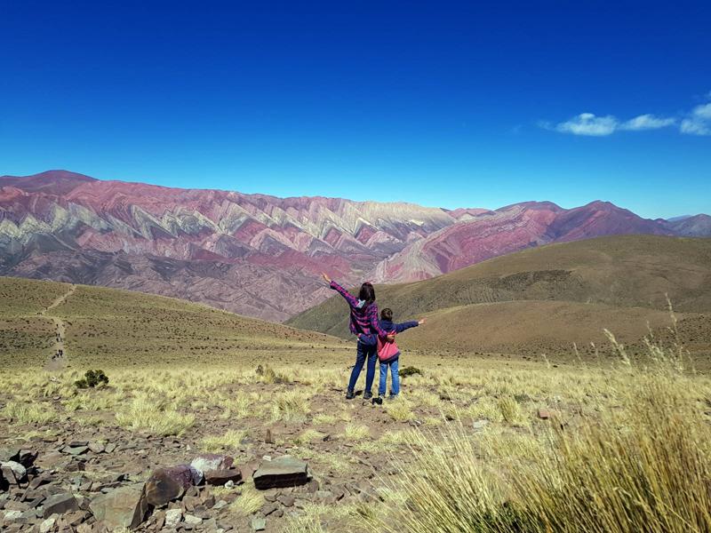 viajar al norte argentino con niños hornocal